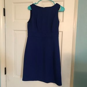 Royal Blue Business Dress - WORN ONE TIME
